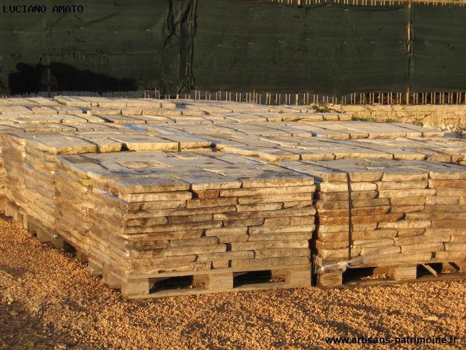 Dallage ancien - Forte Dei Marmi