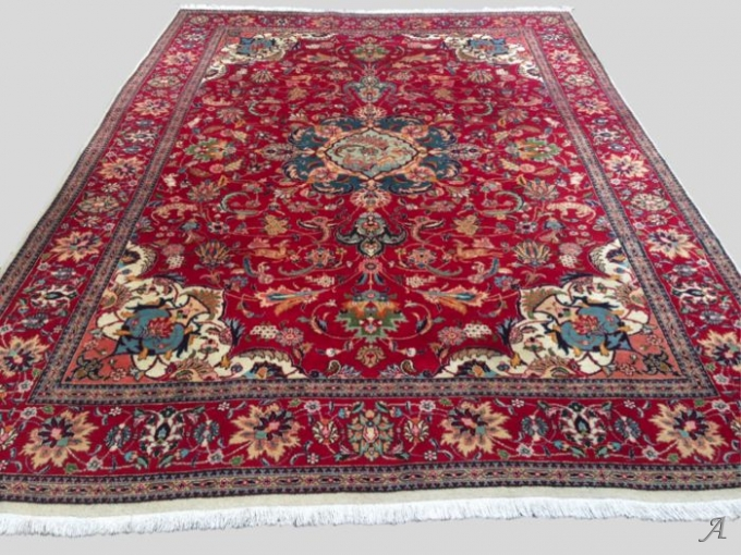 Grand Tapis Iran Tabriz - Paris