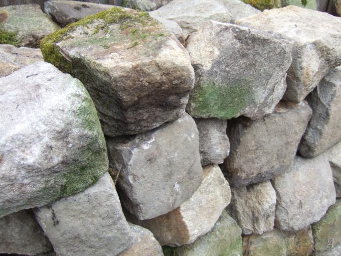 Pavés d'écurie en granit - Malansac