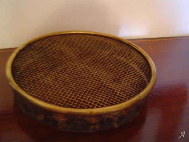 Bouche de cheminée du XIXe siècle - Plouer sur Rance