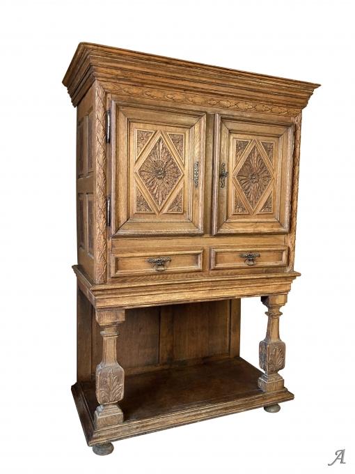 Cabinet Louis XIV du XVIIe siècle - Châteaubriant