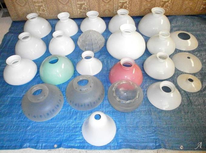 Globes pour suspensions - 1