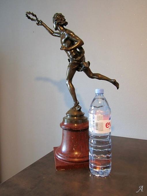 Bronze Jeune vainqueur de Germain - 1