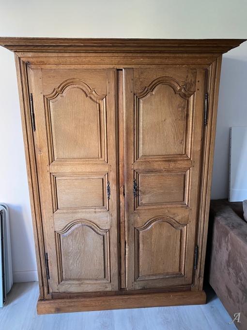 Petite armoire louis XIV d'époque - Croissy sur Seine