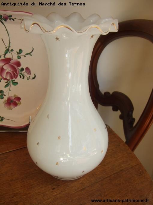 Vase en opaline du XIXe siècle - Paris