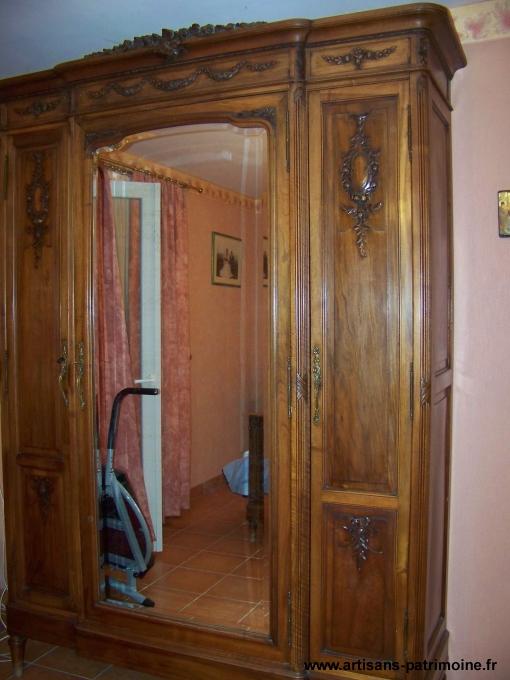 Chambre complète du XIXe siècle - Cadenet