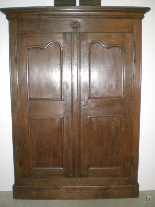 Façade d'armoire Louis XV - Chatelus le Marcheix