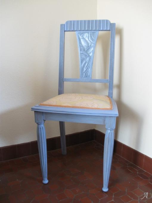 Chaise de style Art Déco - La Chevrolière