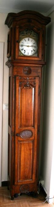 Horloge de parquet du XIXe siècle - Angers