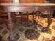 Table Henri II en chêne - 2