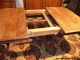 Table Henri II en chêne - 3