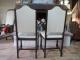 Paire de chaises Louis XIII - 2