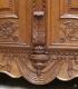 Armoire Normande de mariage de Vire - 2
