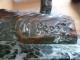 Cabri en bronze signé Prost - 3
