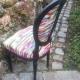 Chaise médaillon ancienne entièrement restauree - 2