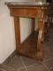 Ancienne console d'époque restauration - 4