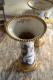 Paire De Vases cornet en porcelaine, Imari XIXe siècle - 3
