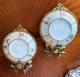 Paire d'appliques en porcelaine du Japon XIXe siècle - 5