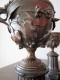 Cassolette Napoléon III en bronze  pour pendule - 2