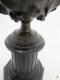 Cassolette Napoléon III en bronze  pour pendule - 4