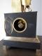Pendule Napoléon III en bronze doré - 3