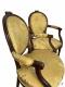 Paire de fauteuils Louis XVI du XVIIIe siècle - 3