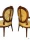 Paire de fauteuils Louis XVI du XVIIIe siècle - 5