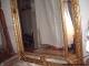 Miroir bisauté en bois doré - 2