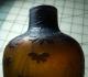Vase pâte de verre Art Déco signé de Vez. - 2