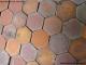Lot de tomettes hexagonales - 2