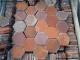 Lot de tomettes hexagonales - 3