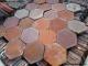 Lot de tomettes hexagonales - 4