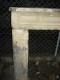 Cheminée ancienne en pierre calcaire du Poitou - 2