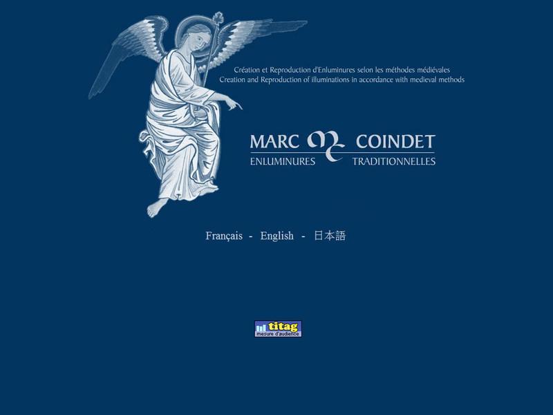 Marc Coindet - Braine L'Alleud