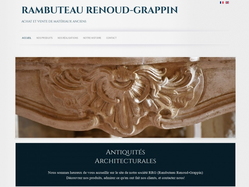 Rambuteau Renoud-Grappin SARL - Charbonnières