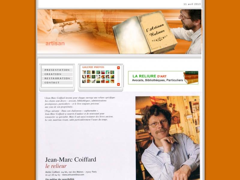 Jean-Marc Coiffard - Paris 17e