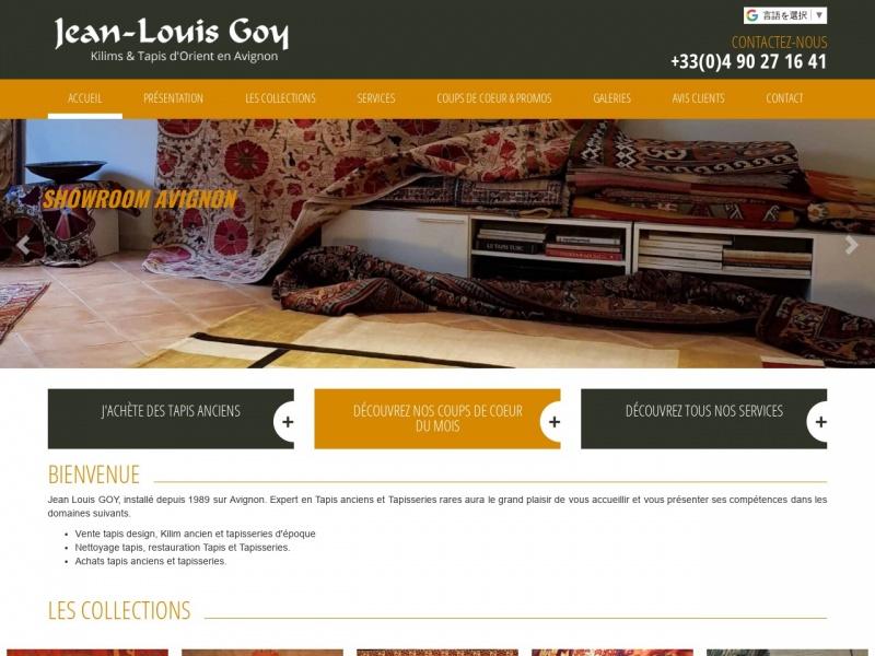 Jean Louis Goy - Avignon
