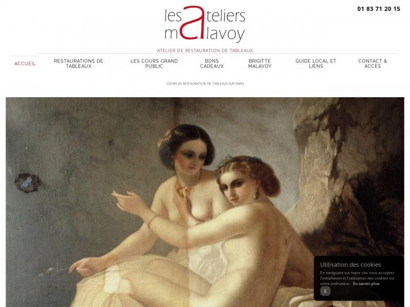 Atelier Malavoy - Paris 10e