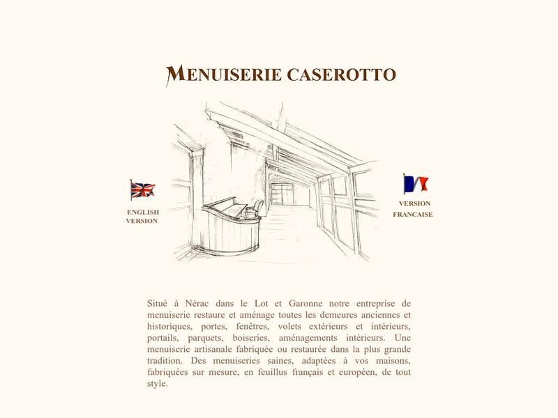 Menuiserie Caserotto - Calignac