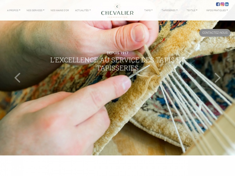 Chevalier Conservation - Colombes