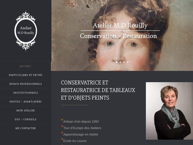 Atelier Marie Dominique Rouilly - Villebon
