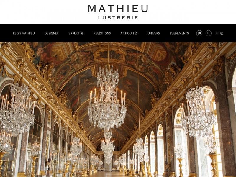 Mathieu Lustrerie - www.mathieulustrerie.com