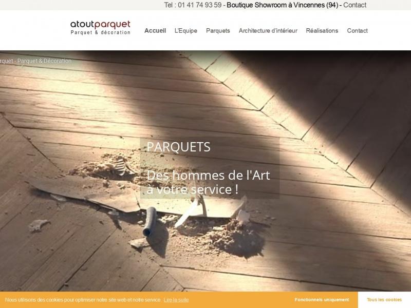 Atout Parquet - Bagnolet