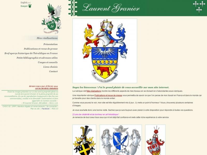 Laurent Granier - www.laurentgranier.com