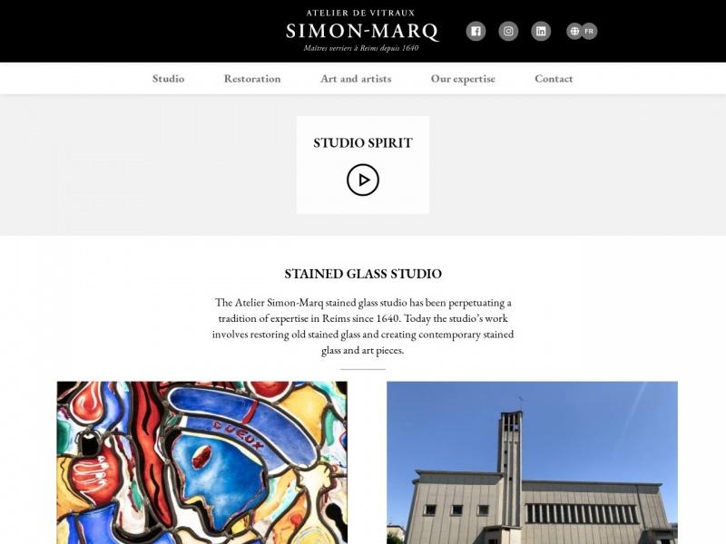 Atelier Simon Marq - Reims