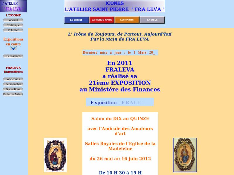 L'Atelier Saint Pierre - Fra Leva -
