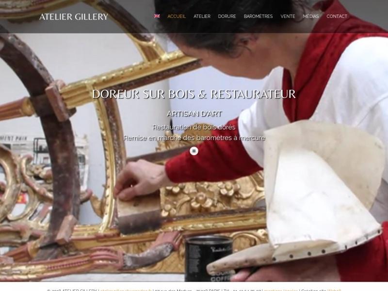 Atelier Gillery - Paris 18e
