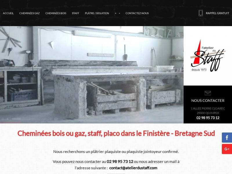 L'Atelier du Staff - Muzellec - Quimper