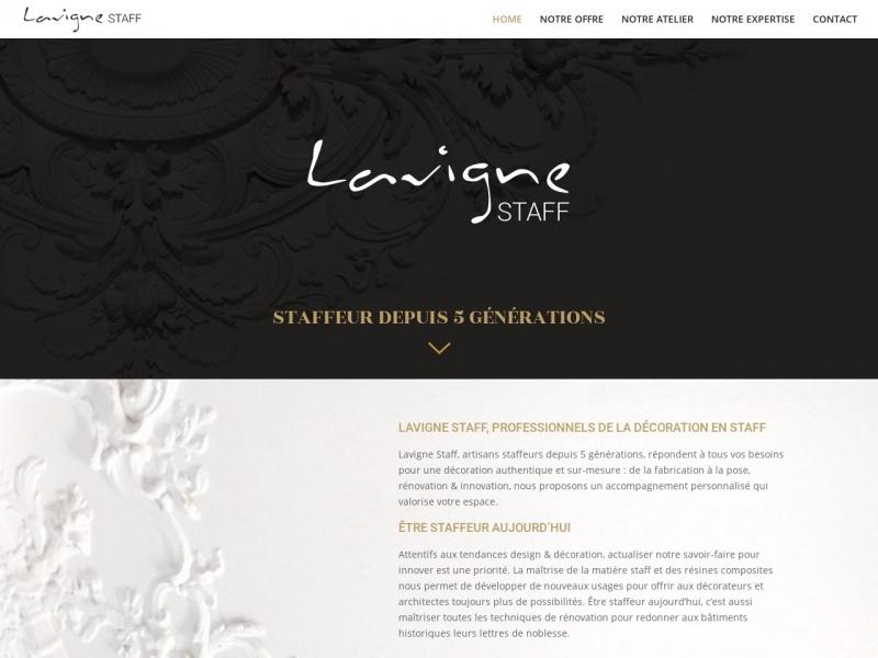 Lavigne Staff - Brunoy