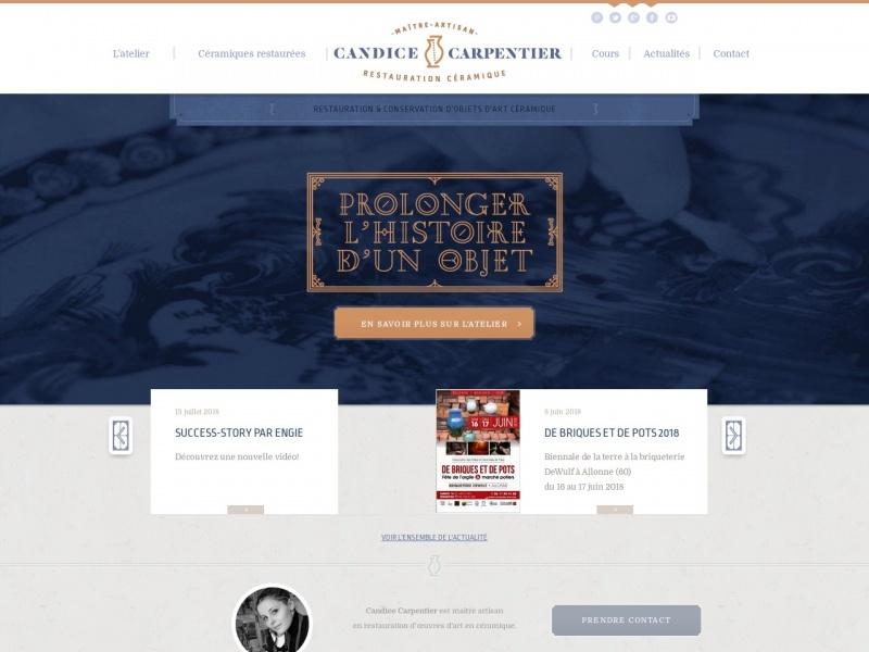 Atelier Candice Carpentier - Charenton le Pont